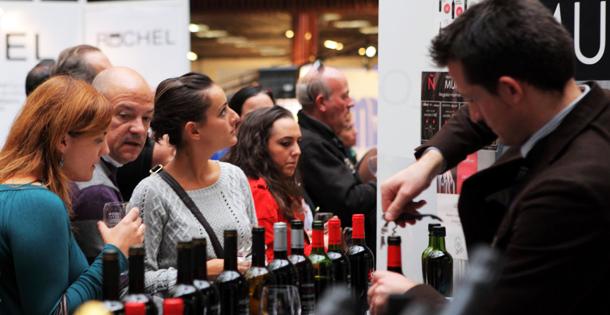 610х320 Stand en 13 Feria del Vino y Alimentación Mediterránea Torremolinos 2012
