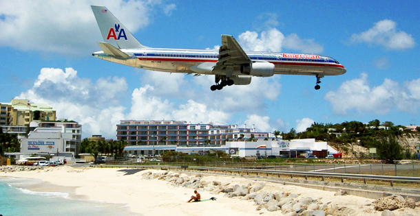 610x 320 american_airlines_boeing_757_landing_ccbn