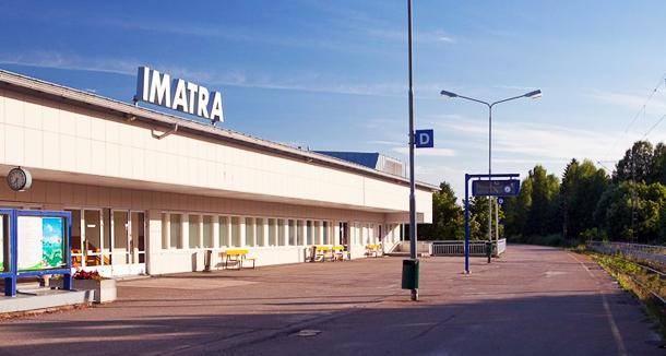 01 610 Станция Иматра