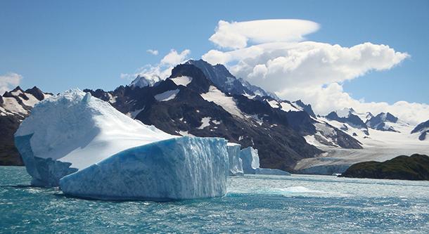 610 Антарктика
