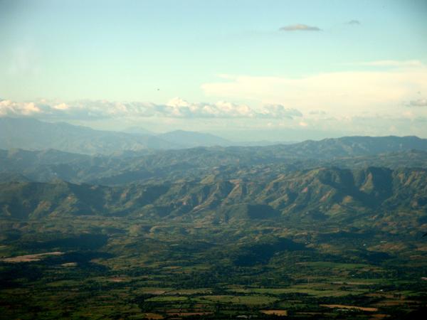 01 600 Вулканические нагорье занимает большую территорию страны
