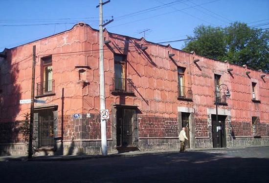 Casa de la Malinche Coyoacan- Casa de Cortes -Casas de Coyoacan- Venta de Joyas-Tienda Online-Davelly8-tres