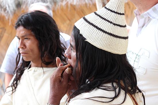 550 Встреча индейских племен Делигаты