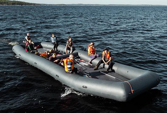 550 Испытания экспедиционного судна3