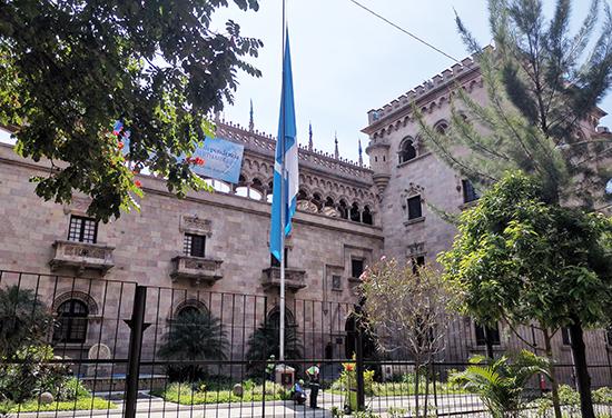 15 Здание в центре города 550