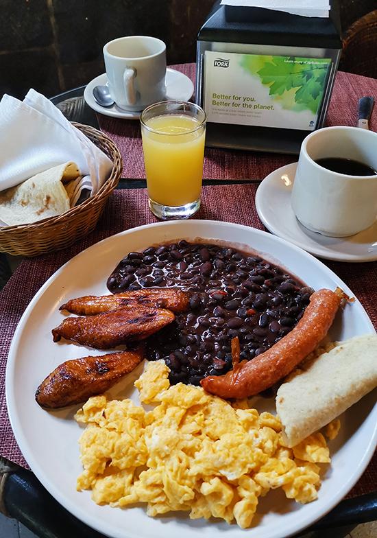 18 Завтрак 550