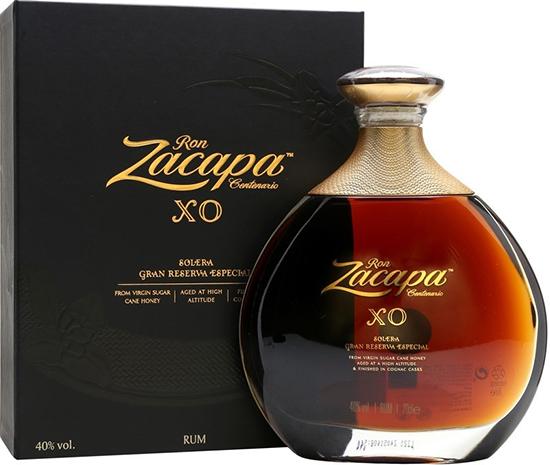 20 Zacapa XO 550