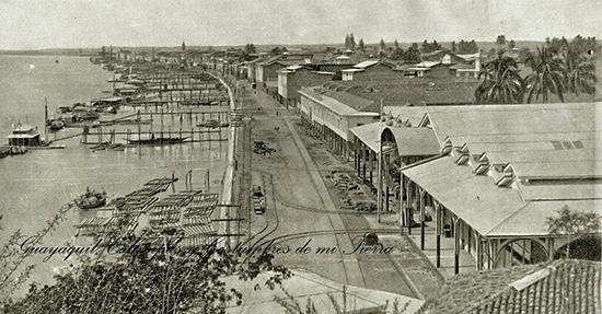 03 Набережная порта Гуаякиль 550