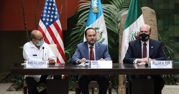 610 Министр Гватемалы